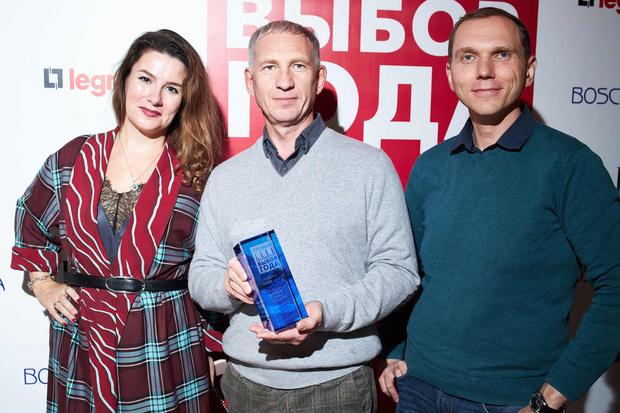 VI церемония награждения победителей  Премии ELLE DECORATION «Выбор года» (фото 14)