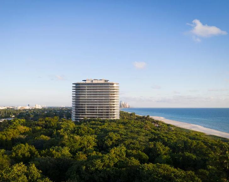Резиденция в Майами по проекту Ренцо Пиано (фото 5)