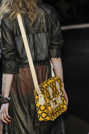 Показ Vivienne Westwood Red Label коллекции сезона Весна-лето 2014 года Prêt-à-porter - www.elle.ru - Подиум - фото 563882