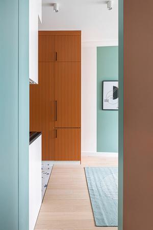 Маленькая квартира в стиле неомемфис 35 м² (фото 5.2)