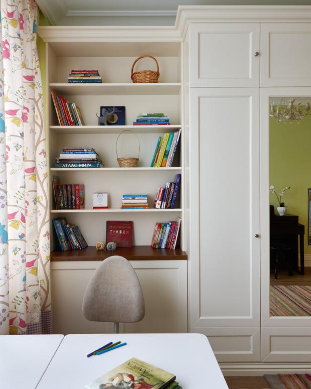 Квартира в Москве для семьи из трех человек фото [46]