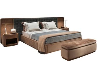 Парное выступление: кровать + ковер (фото 5.1)