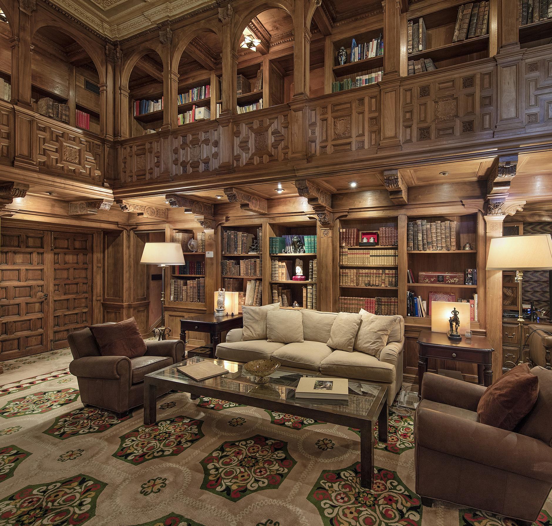 В Беверли-Хиллз продается дом Уильяма Рэндольфа Херста (галерея 8, фото 4)