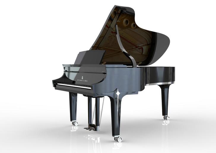 Виртуоз на сцене: новый рояль Steinway & Sons (фото 2)
