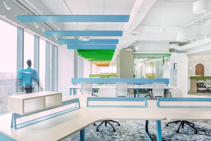 Эклектичный офис в Дубае (фото 3)