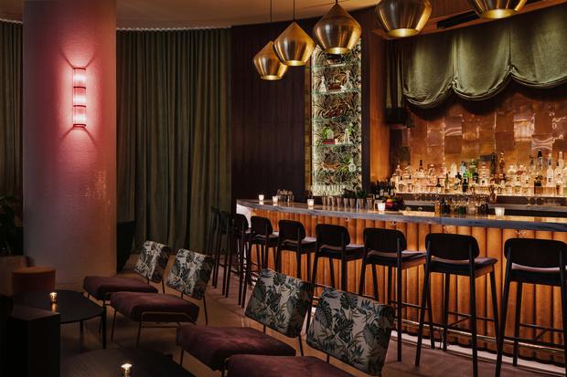 Отель Nautilus с коворкингом и барбершопом в Майами (фото 3)