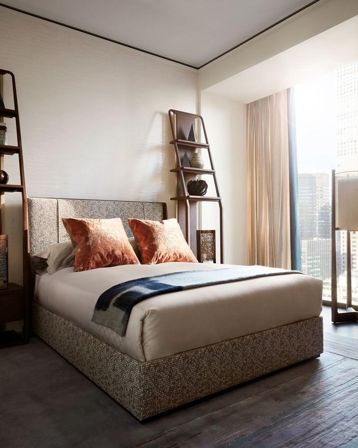 Апартаменты в доме по проекту Жана Нувеля в Нью-Йорке (фото 10)