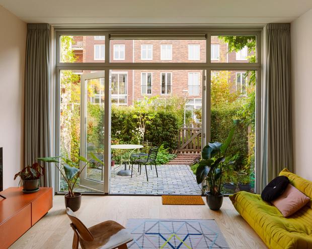 цветной дом в Роттердаме (фото 19)