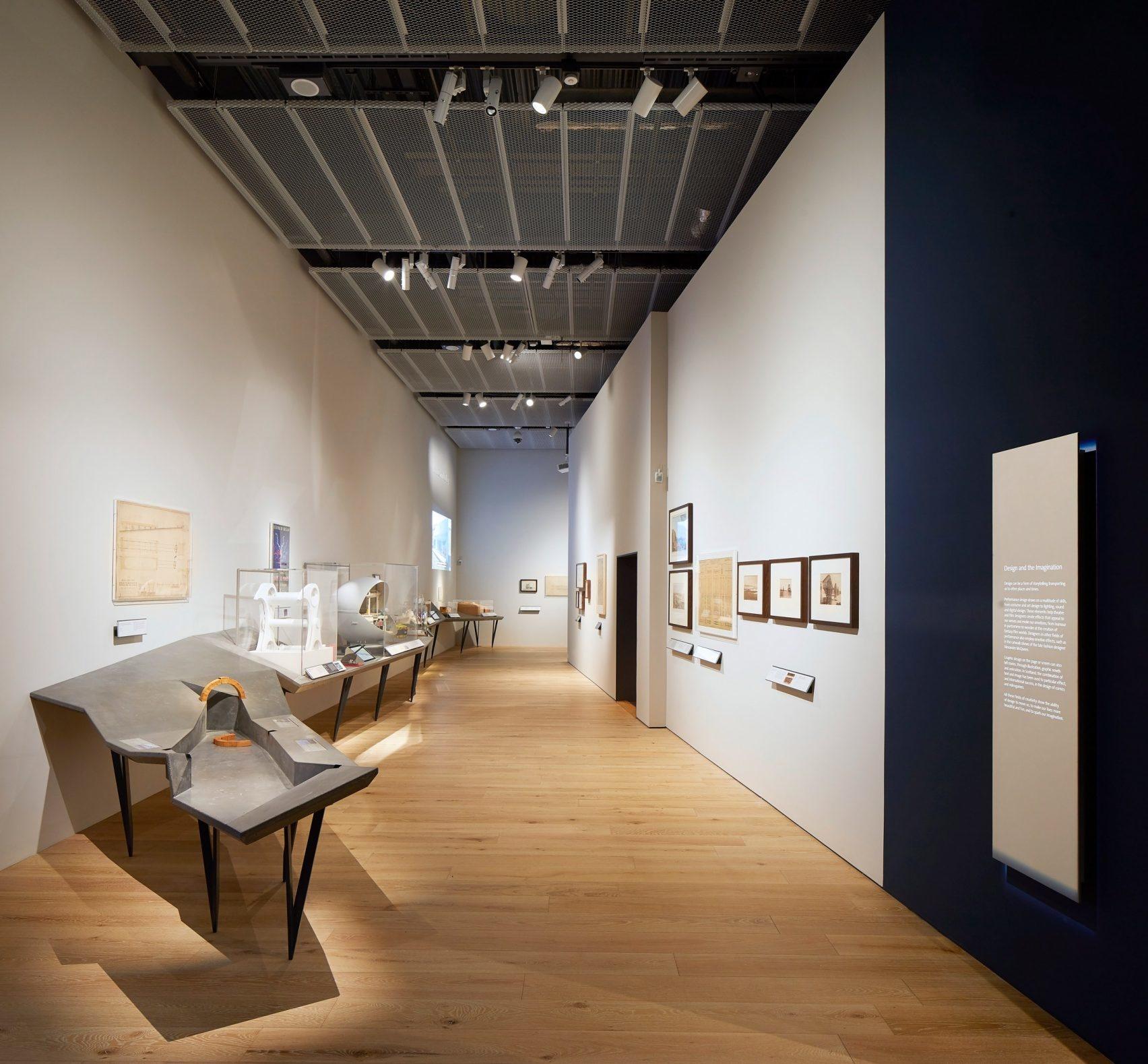 Музей Виктории и Альберта по проекту  Кенго Кумы открывается в Данди (галерея 11, фото 4)