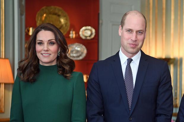 Кейт Миддлтон и принц Уильям прибыли с официальным визитом в Стокгольм (фото 7)