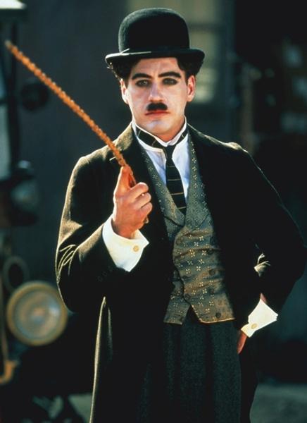 «Чаплин» (Chaplin), 1992 Роберт Дауни-младший