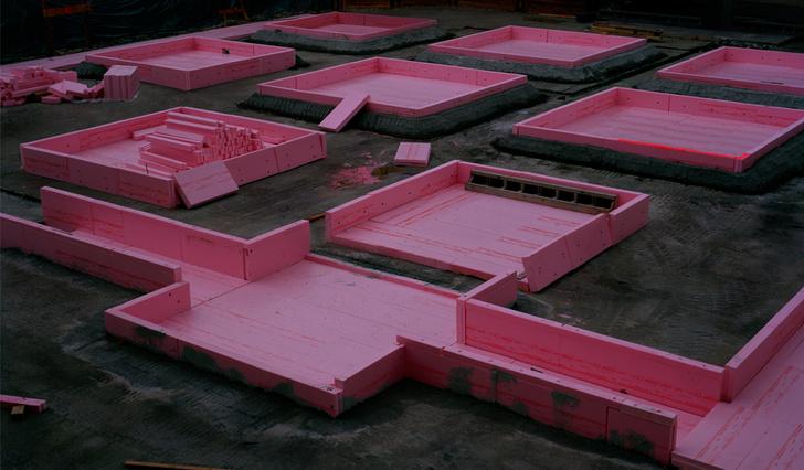 Выставка Юлиана Фаульхабера «Идеальные пространства» (фото 4)