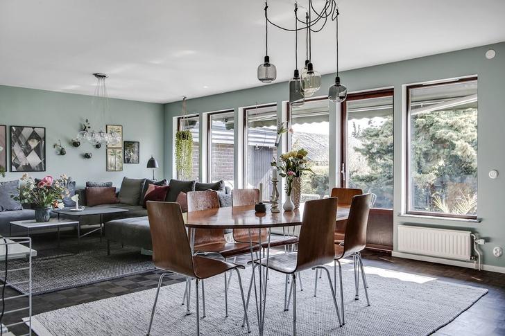 100% сканди-шик: дом в шведской глубинке (фото 0)