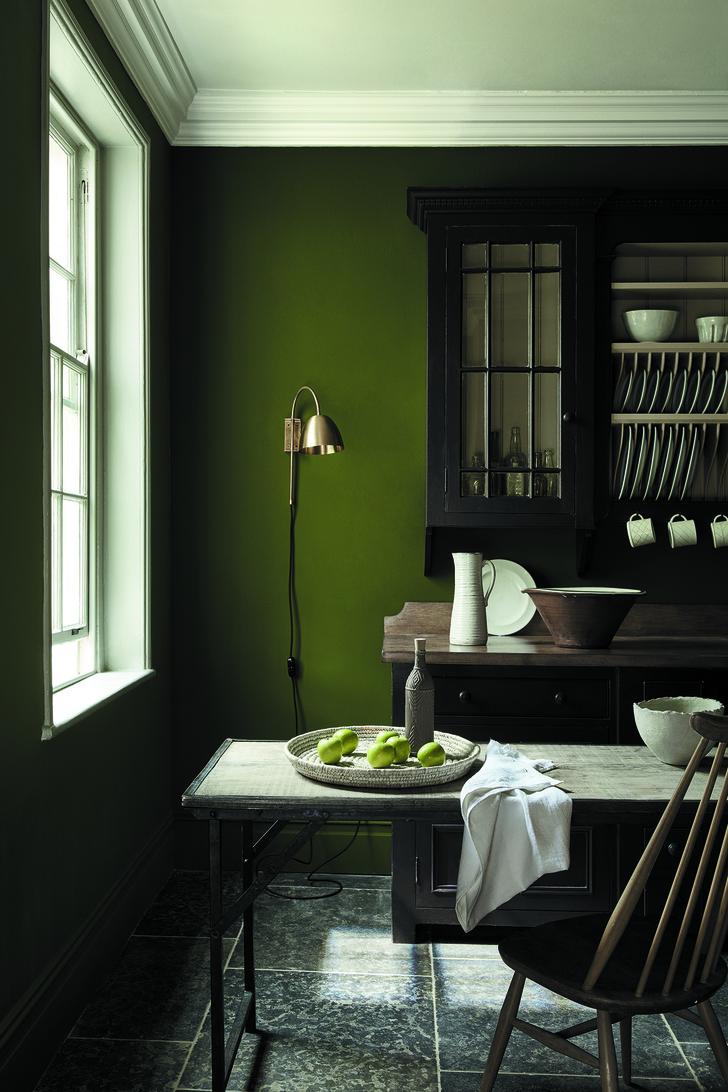 Культурное наследие: коллекция Green от Little Greene (фото 2)