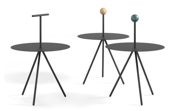 Новинки Viccarbe: столик по дизайну Элизы Оссино (фото 2)