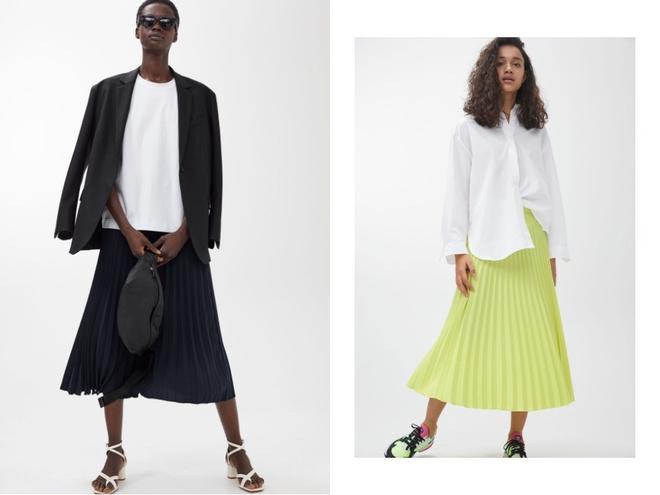 Какую юбку мы будем носить этим летом? Плиссированную! (фото 4)