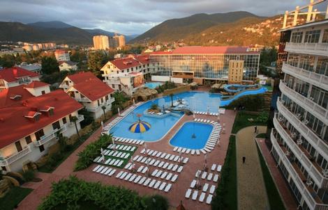 На своем берегу: лучшие отели на Черном море | галерея [6] фото [4]