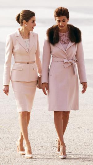 От Меган Маркл до Шейхи Моза: самые модные женщины-политики (фото 15)