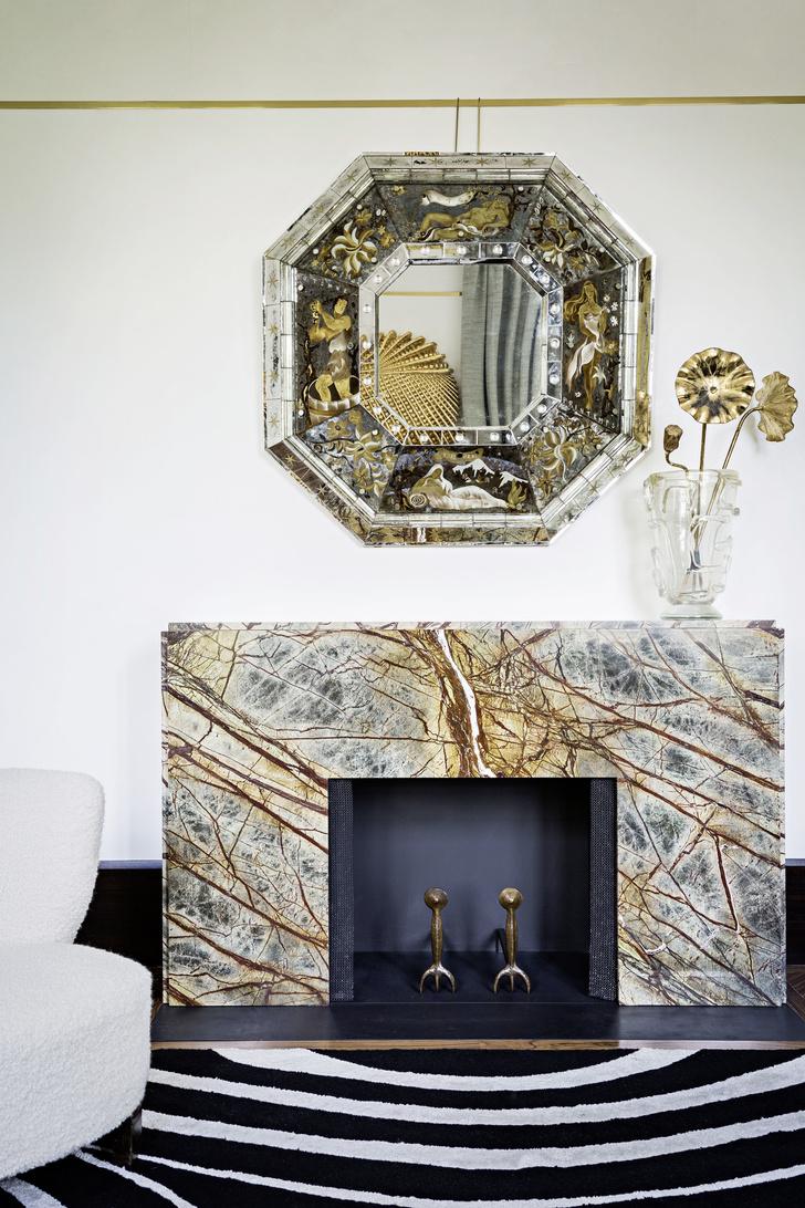Интерьер с обложки: квартира в Париже по проекту Studio KO (фото 4)