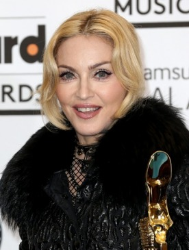 Мадонна присоединилась к благотворительной инициативе Gucci