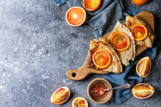 Поздние завтраки: парижские блины с апельсиновым ликером от Мими Ториссон (фото 3)