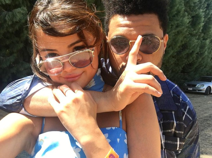 The Weeknd удалил все фотографии с Селеной Гомес (фото 3)
