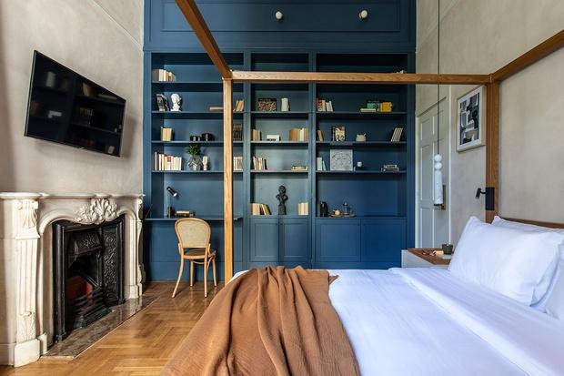 Уютный бутик-отель Monsieur Didot в Афинах (фото 0)