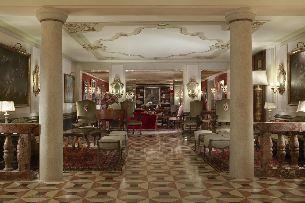 Архитектурное достояние Венеции: отель Gritti Palace | галерея [1] фото [3]