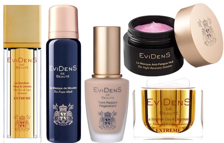 Средства Evidens de Beaute