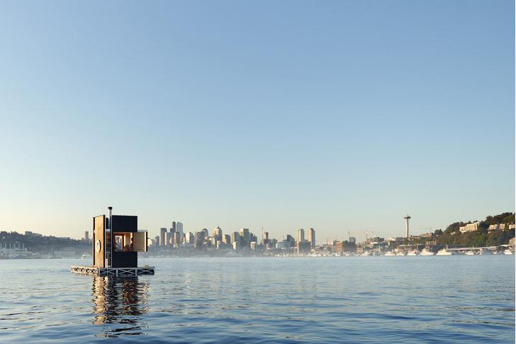Тренд: плавучие дома (фото 10)