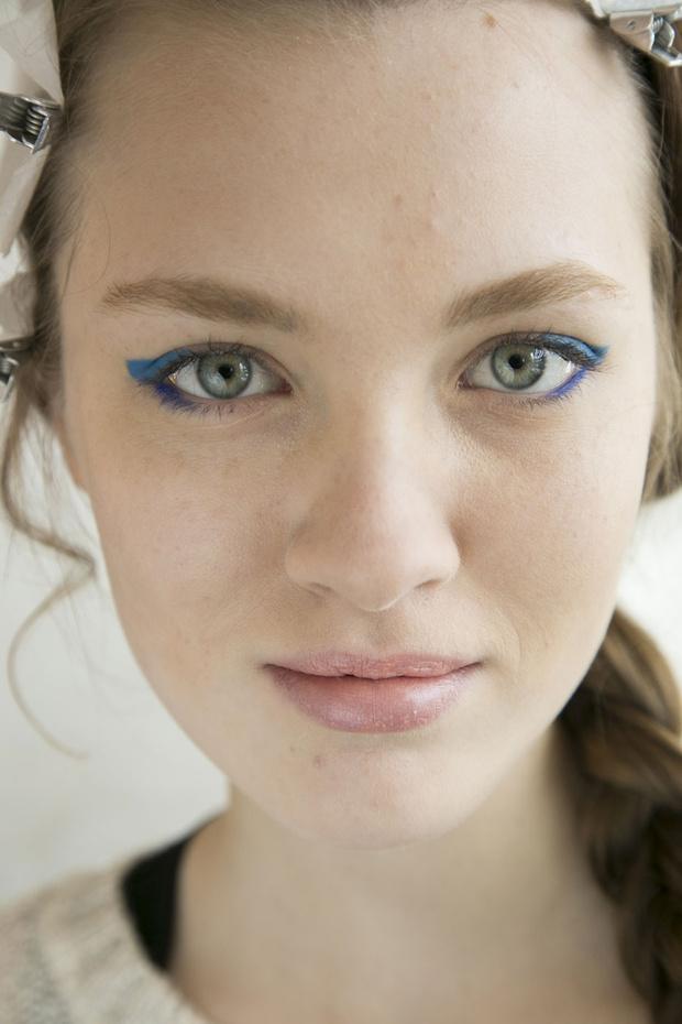 макияж с показов 2014