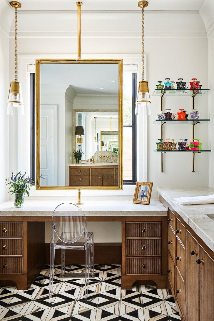 Тренды 2020: дизайн ванной комнаты (фото 2)