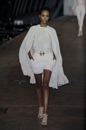 Показы мод Richard Nicoll Весна-лето 2011 | Подиум на ELLE - Подиум - фото 2598
