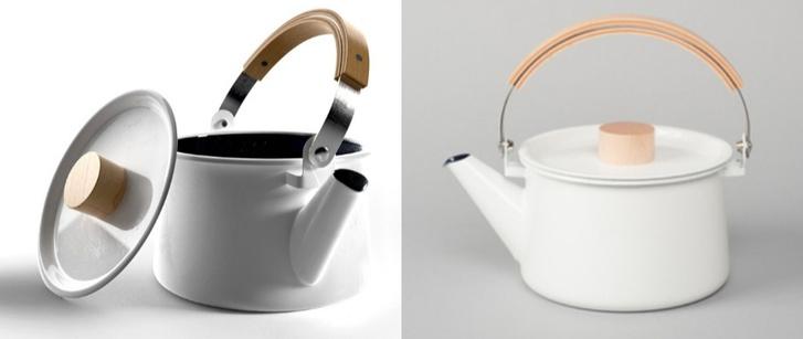 Чайник «со свистком»: неэлектрические чайники для стильной кухни (фото 12)