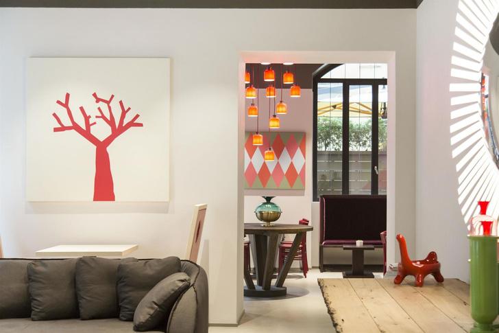 Savona 18 Suites: дизайн-отель Альдо Чибика в Милане (фото 2)