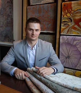 Ковер story: шоу-рум Thibault Van Renne открылся в Москве (фото 0)