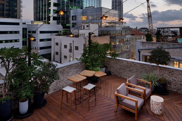 Бутик-отель Vera в Тель-Авиве (фото 11)