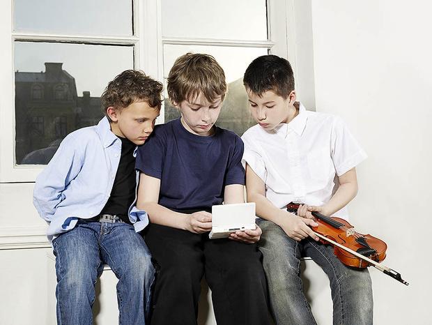 Как помочь ребенку адаптироваться в новой школе фото [1]