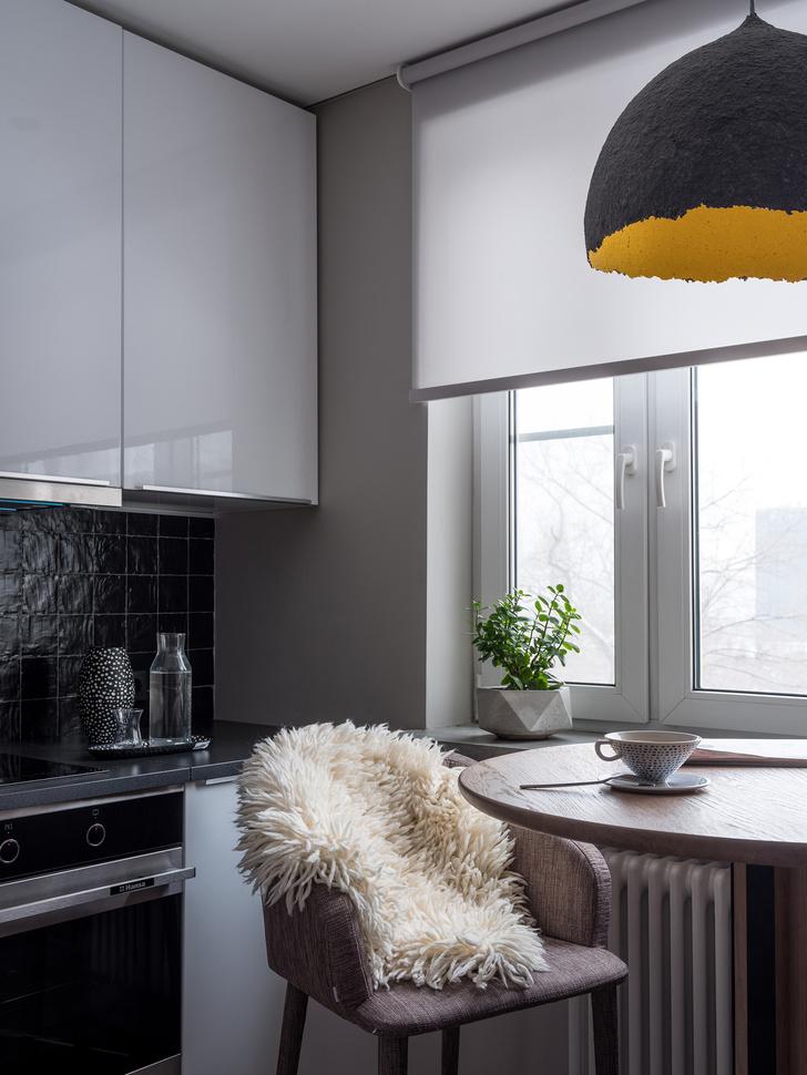 Квартира 40 м²: проект Анастасии Брандт (фото 16)
