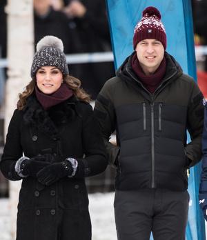 Кейт Миддлтон и принц Уильям прибыли с официальным визитом в Стокгольм (фото 2)