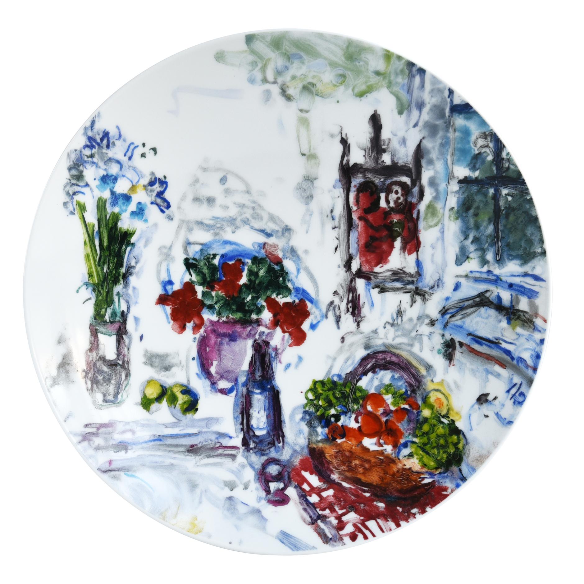 Новая коллекция «Букет цветов» от Bernardaud (галерея 4, фото 4)