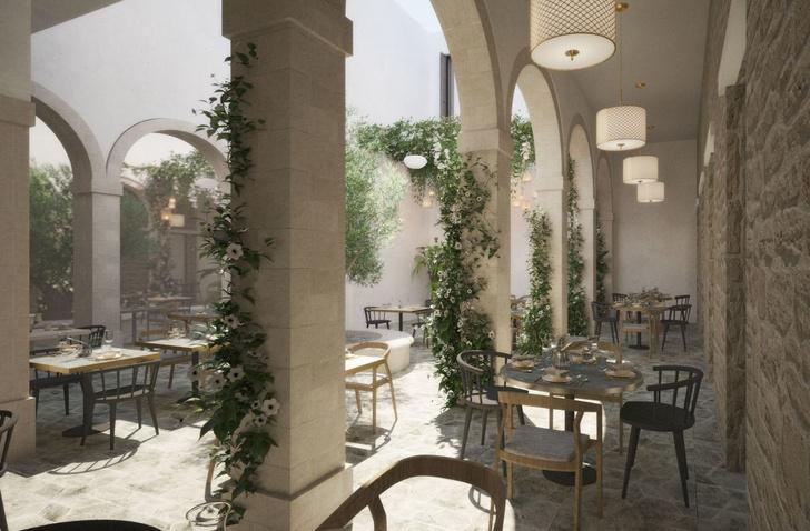 Отель Sir Paul: современная классика на Кипре (фото 12)