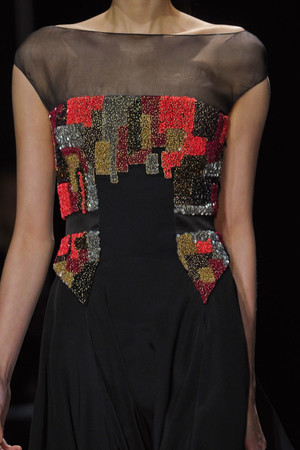 Показ Maxime Simoens коллекции сезона Весна-лето 2012 года Haute couture - www.elle.ru - Подиум - фото 333596