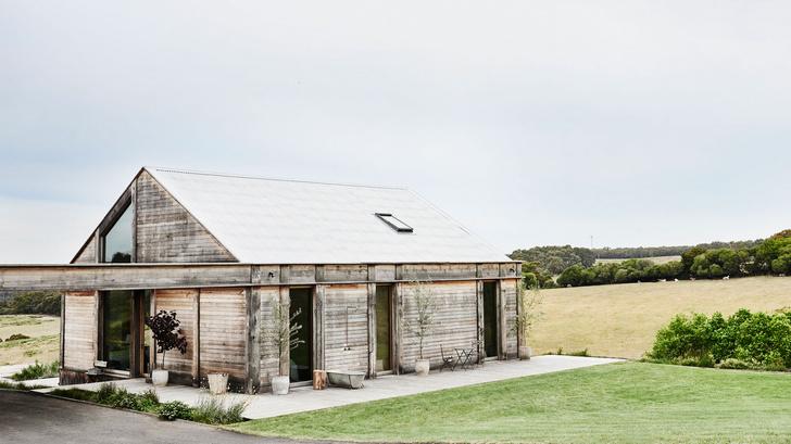Деревенская роскошь: загородный дом в Уэнслидейле (фото 0)