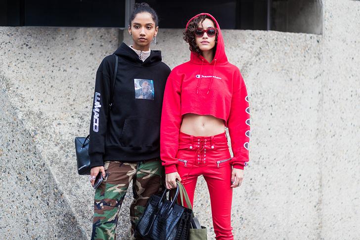 Тренд: новый стритстайл — спорт, урбанизм и панк-культура фото [6]