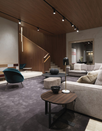 Винсент ван Дуйсен оформил бутик The Molteni Group в Нью-Йорке (фото 2.1)