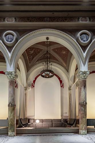 Культурный центр от студии balbek bureau  в Лос-Анджелесе (фото 1)