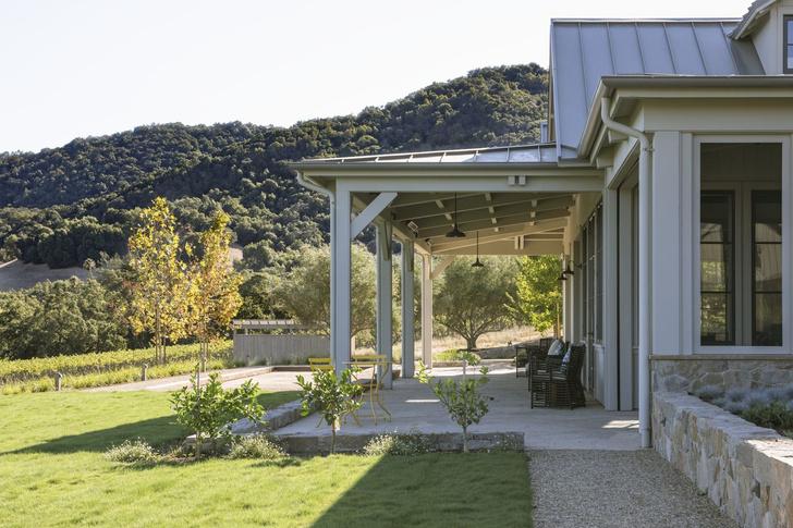 Современное ранчо в долине Сонома по проекту Wade Design Architects (фото 15)
