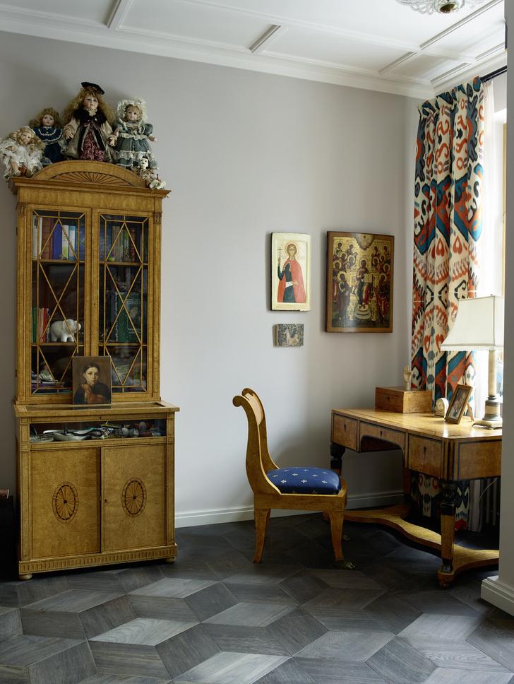 Династия: квартира Александры Вертинской (фото 21)