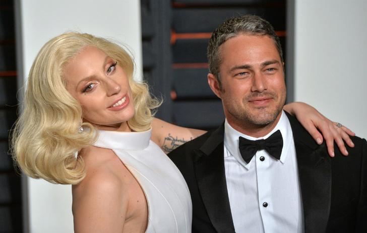 Леди Гага впервые показала бойфренда фото [1]